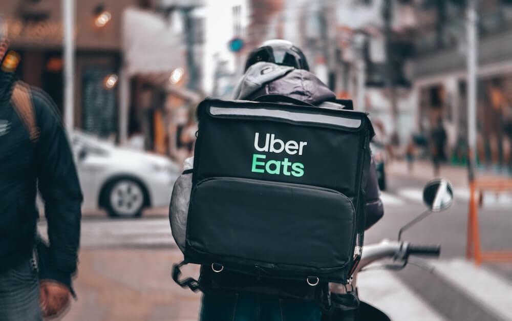 Uber Eatsの配達パートナー登録方法